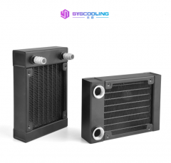 Syscooling water cooling radiator 80mm aluminum material
