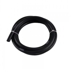 Syscooling water cooling computer internal diameter 8mm outer diameter 12mm black silicone hose resistance to high temperature corrosion industrial instrument radiator